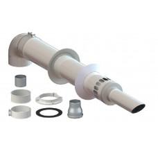 Комплект для дымохода коаксиальный d60хD100мм Viessmann