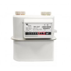 Прибор учета газа бытовой BK-G4T левый