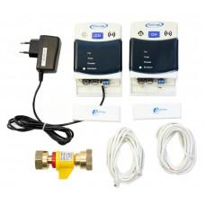 Система контроля загазованности САКЗ-МК-2-1 А Ду 20мм