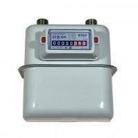 Прибор учета газа бытовой СГД-G4 левый с термокоррекцией
