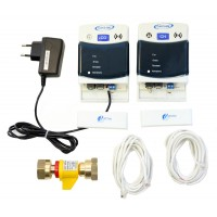 Система контроля загазованности САКЗ-МК-2-1 А Ду 25мм