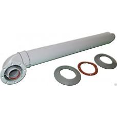 Комплект для дымохода коаксиальный d60хD100мм Bosch